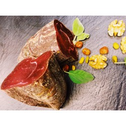 Viande séchée de cerf maison
