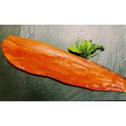 Plaque de saumon fumé
