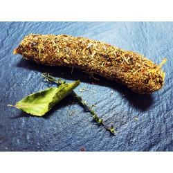 Saucisse séchée aux herbes...