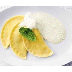 Mezzelune farcis au fromage...
