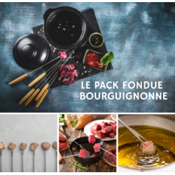 Pack Fondue Bourguignonne