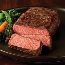 Steak de Bison mariné
