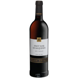 Pinot noir de Salquenen AOC Valais