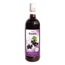 Sirop cassis pur jus