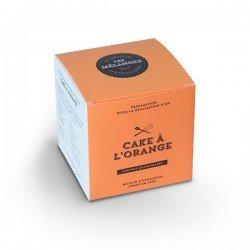 Mélange pour cake à l'orange