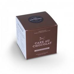 Mélange pour cake au chocolat