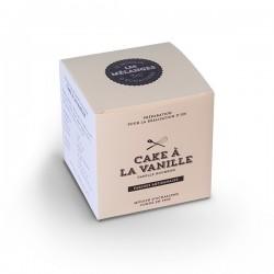 Mélange pour cake à la vanille