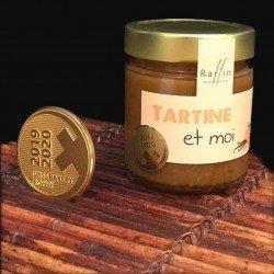 "Pâte à tartiner aux noisettes ""Tartine et moi"""