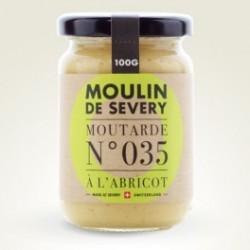 Moutarde à l'abricot