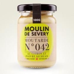 Moutarde citron et Poivre...