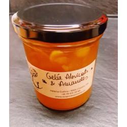 Gelée abricots-amandes